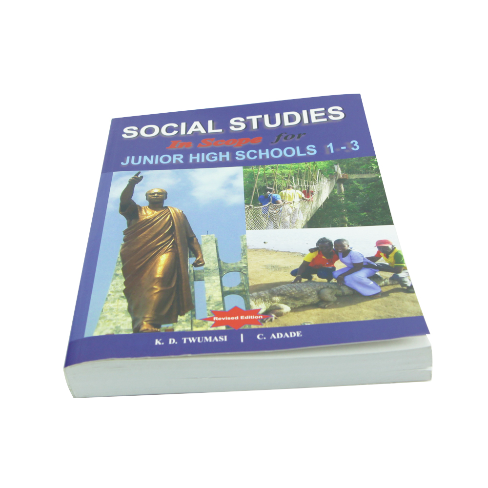 Cheap Wholesale Custom College Perfect Bound Softcover Paperback textbook Book Printing China