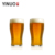 Elegant 16oz Tulip Beer Glass Classic Belgian Beer Mug glasses