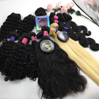 Free sample bundle double drawn Raw Mink Cheap Wholesale Brazilian Hair Extensions High Grade Virgin Hair Vendor