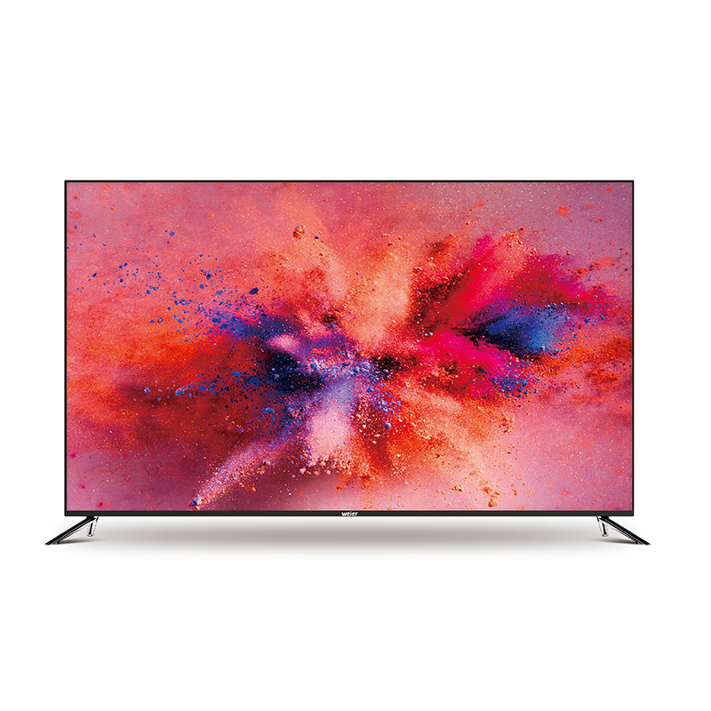 Weier Full HD LCD Large Screen 4k Television LED 65 Inch Smart <strong>TV</strong>