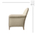 Hot Sale Simple high back Customize any color French Style Chair,Study Room Chairs