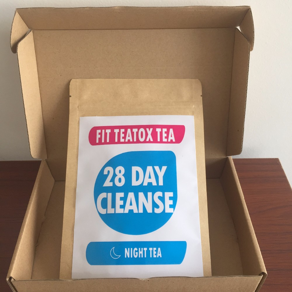 Teatox Ideal Skinny Detox Tea For Weight Loss and Flat Belly Support - 4uTea | 4uTea.com