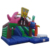 Customized Inflatable Bouncer Combo Kids Inflatable Cartoon Theme Jumping Slide For Party