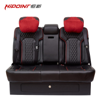 electric car chair rear seat 3 seater sofa for luxury van
