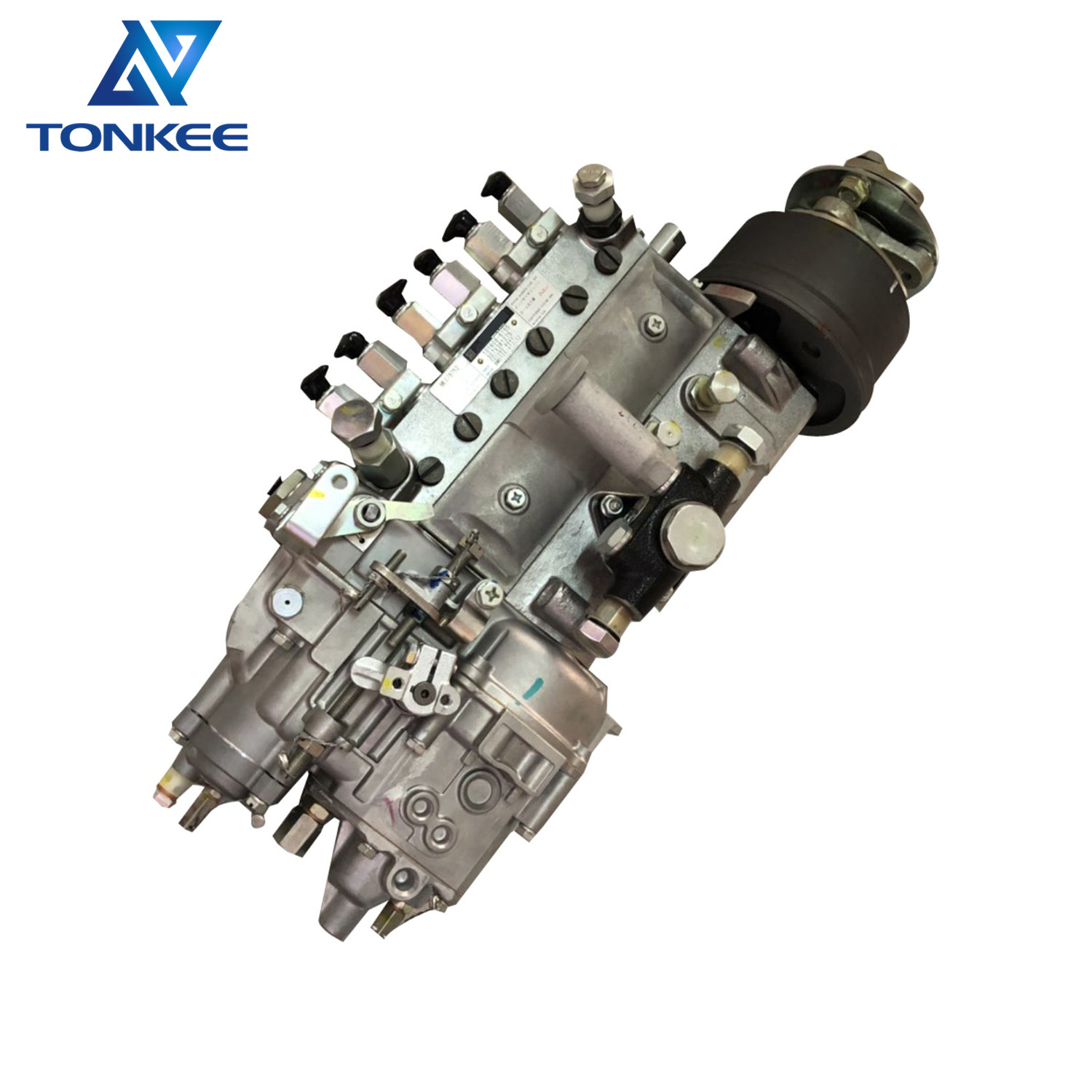 ME078752 101608-6155 101060-6640 105411-2073 fuel injection pump mechanical control SK330-6 6D16T 6D16 Diesel pump