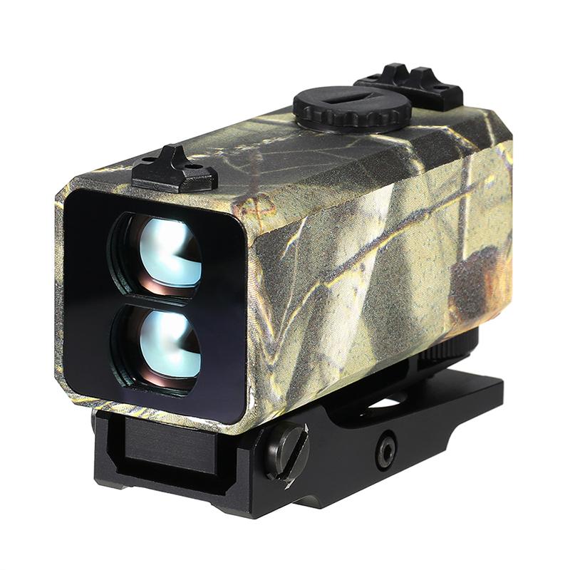 В режиме реального времени скорость измеритель расстояния 700 м мини лазерный дальномер установлен прицел Открытый Охота Стрельба дальномер
