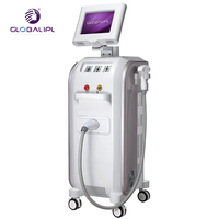 Skin tightening derma rf machine galvanic facial machine anti-wrinkle devices / most effective face lifting vacuum rf machine