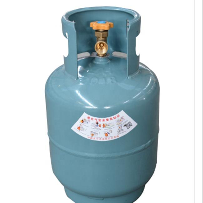 Leere gas cylinded Ultra-sichere natürliche niedrigen preise lpg/propan/butan gas zylinder/tank/flasche