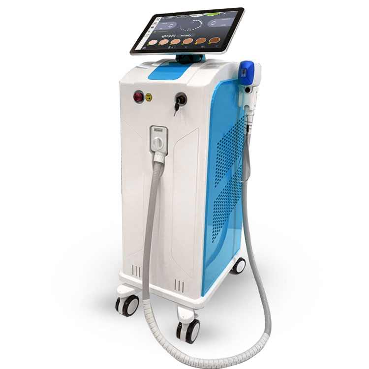 Professional Laser Hair Removal Machine - 3 Wave Diode Laser