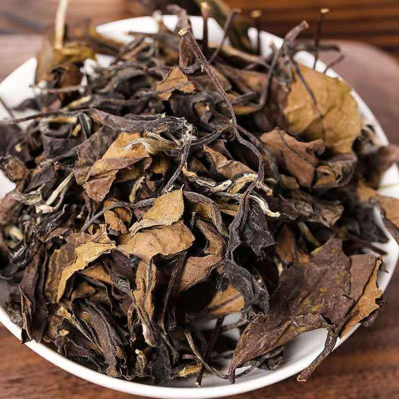 Hot sale private label organic white tea shou mei white tea leaves - 4uTea   4uTea.com