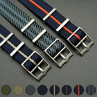 New Material Special Nylon Design Fabric Wrist Bracelet Band Nato Strap 20mm 22mm For Tudor changeable Watch Band