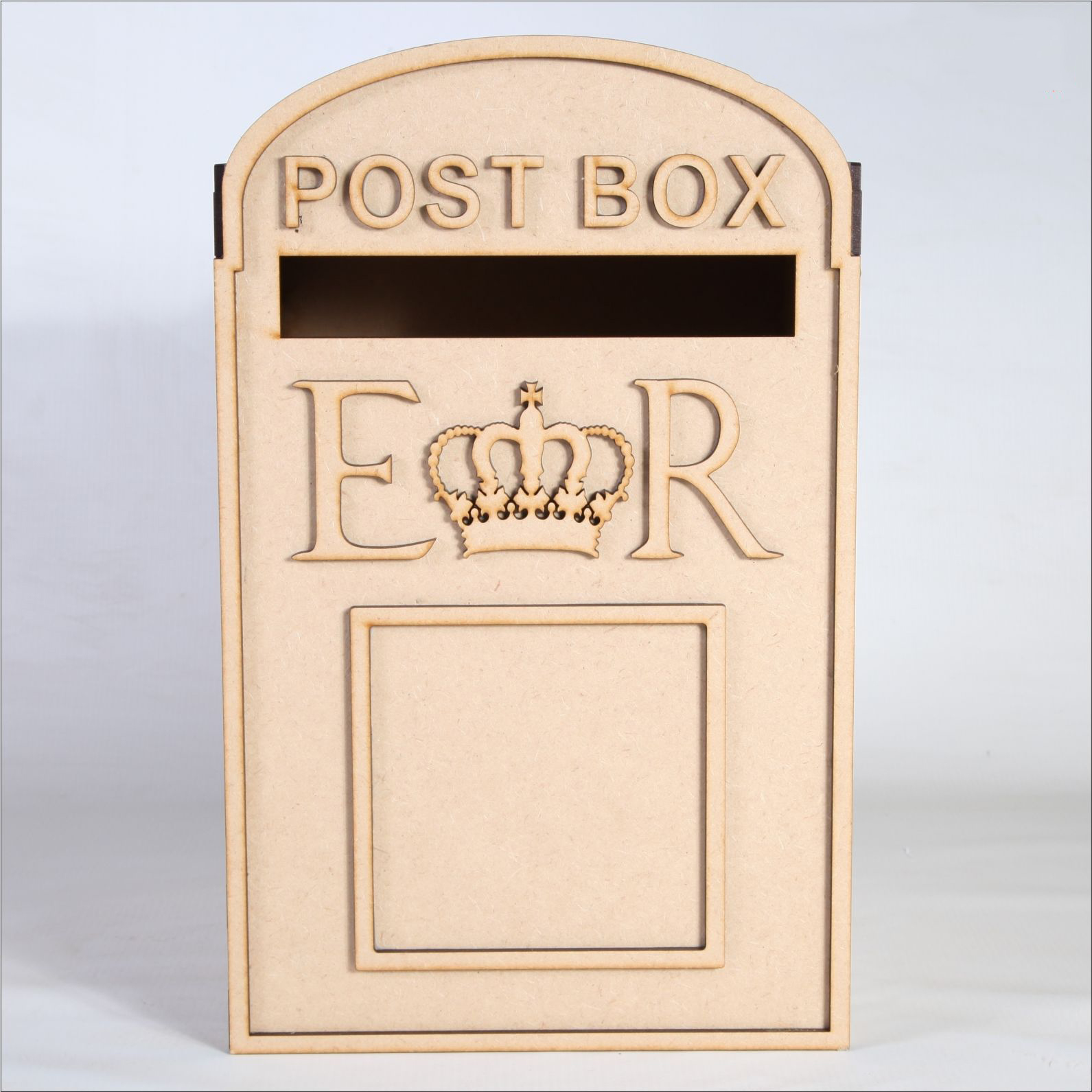 personalised MDF wedding card box  for Wedding Receptions