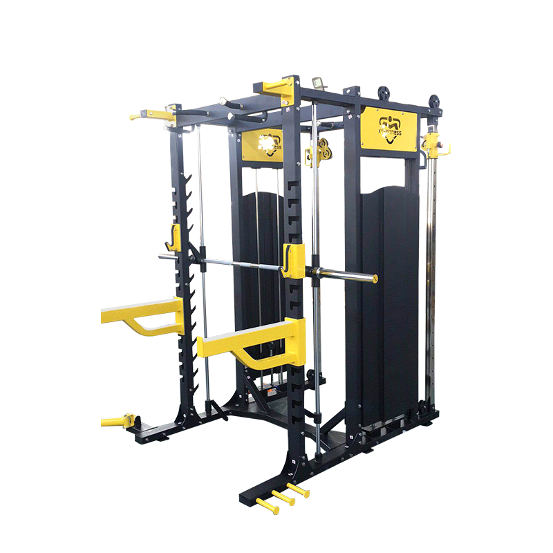 Fitness smith machine squat gym equipment functional trainer smith machine weight