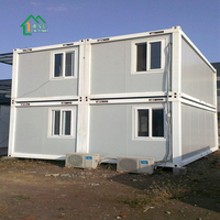 CE shipping container modular prefab portable storage house units