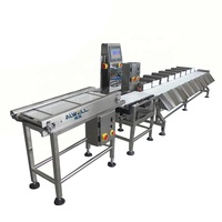 New Stainless Steel Frame Chicken Weight Sorting Machine