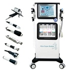 Microdermabrasion Dermabrasion Professional Spa 7 In 1 Hydra Microdermabrasion Facial Machine / Hydra Clean Facial Aqua Peel Dermabrasion Facial Beauty Machine