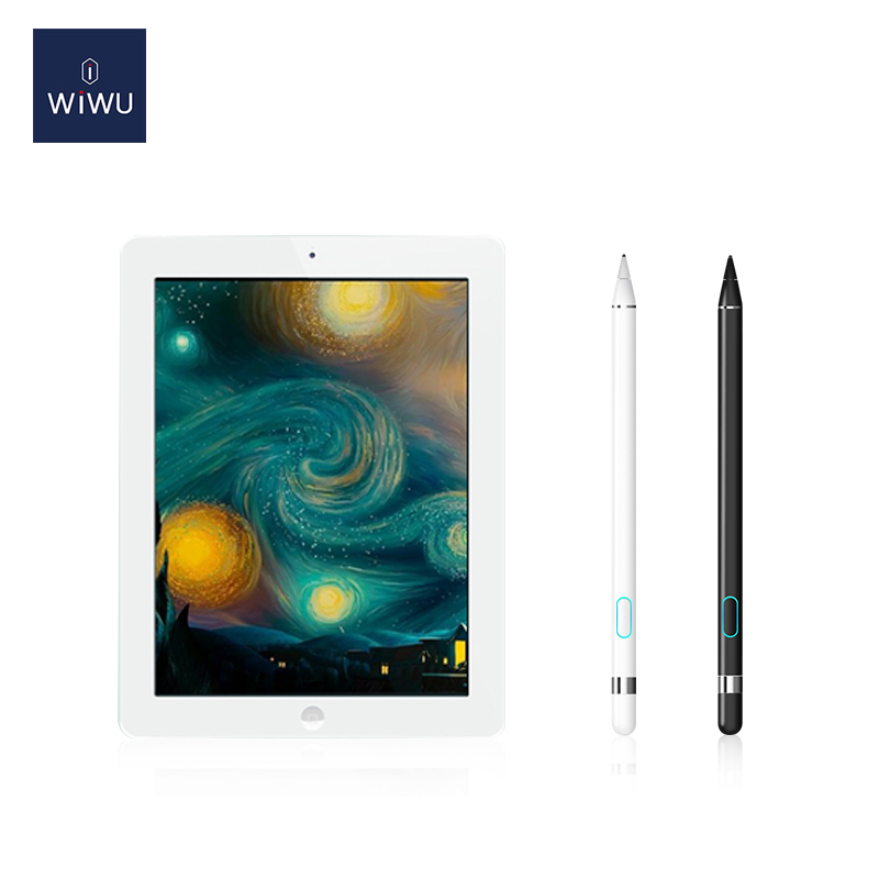 WiWU 苹果安卓通用型电容笔P339 (https://www.wiwu.net.cn/) 手写笔 第2张