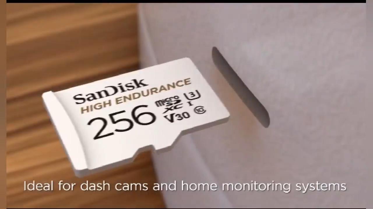100% orijinal dayanıklılık SanDisk hafıza kartı CCTV Video izleme ekipmanları kablosuz kamera 32 64gb 128gb mikro tf SD kart