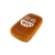 New toys for girls and boys simulation design of bread shape mobile phone cover PU foam smartphone shell