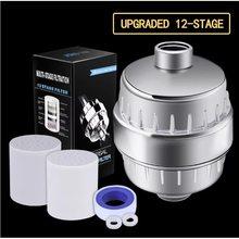 10 level filter bathroom shower filter bath water filter purifier water treatment health softener chlorine removal(Китай)