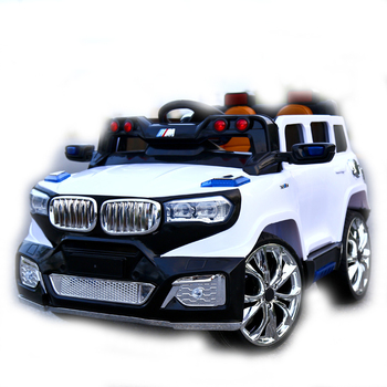 12V electric car toy kids / ride on electric car kids with remote control / popular children manual ride on car wholesale