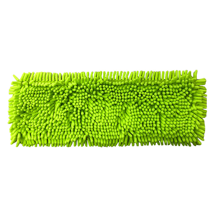 Factory Supply Mop Pad For House Cleaning Chenille Microfiber Mop Head