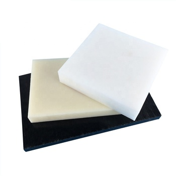 Black/White Acetal Plastic ESD POM Sheet