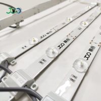 JS SMART LED Manufacturer Outlet DC 12V Led Rigid Bar Light SMD 2835 Non-waterproof Rigid Light Strip