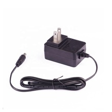 Entrada 100 ~ 240v ac 50/60hz power adapter 12v 450ma para modem