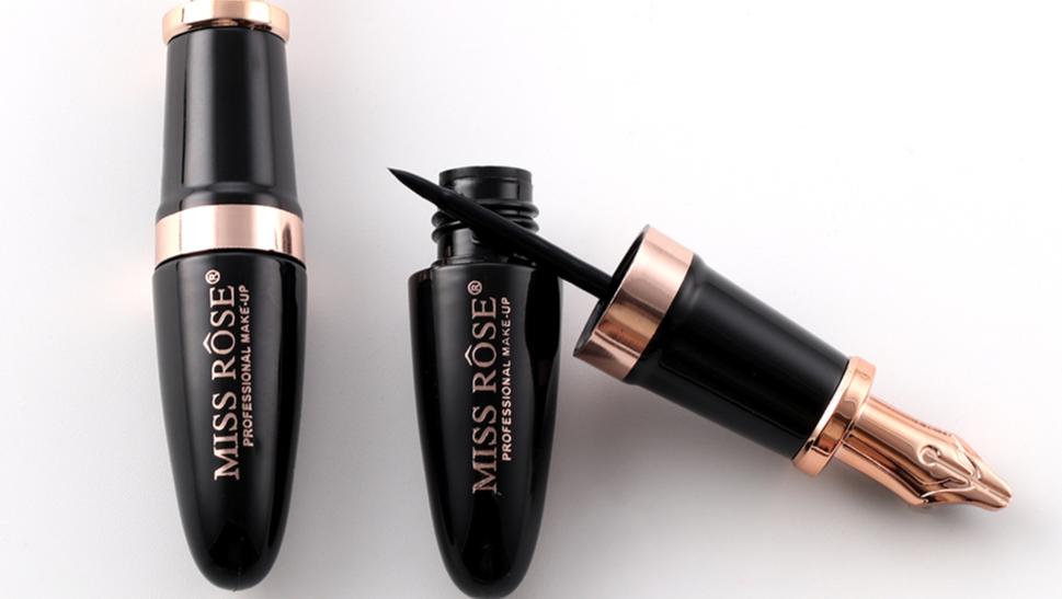 Best-Selling Matte Black Liner Professional Quality Long-Lasting Wear easy to apply  Best Value Eye Liner 7402-005H