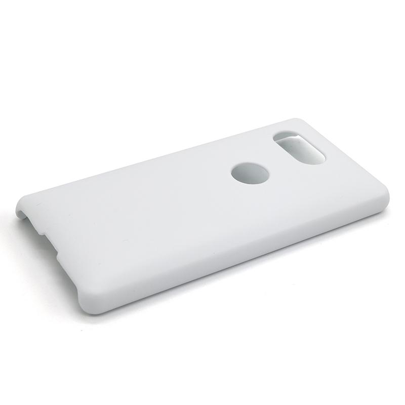 DIY Custom LOGO Sublimation Blank 3D Phone Case for Sony Xperia XZ2 Compact