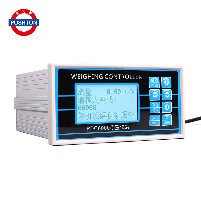 Weighing Instrument for Belt Weighfeeder Controller Indicator