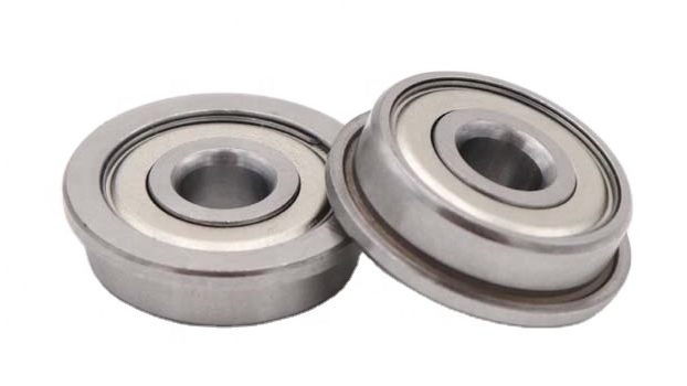 ready to ship FR8zz inch size hex bore bearing 0.504'*1.125'*0.313' 12.8*28.575*7.938 mm FR8 half inch hex bearing for robot