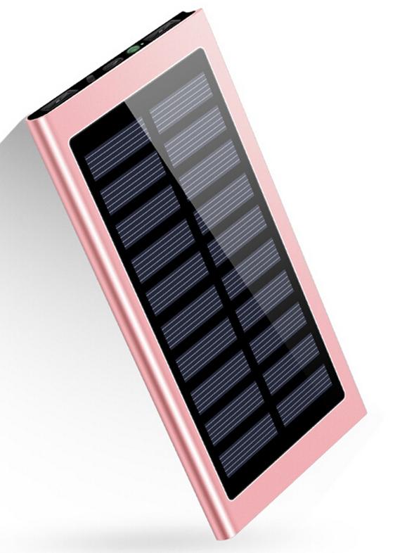 2020 Trending उत्पादों गर्म बेचने रिचार्जेबल बैटरी सौर ऊर्जा बैंक 20000 Mah पोर्टेबल मिनी आउटडोर पावर बैंक स्मार्टफोन के लिए