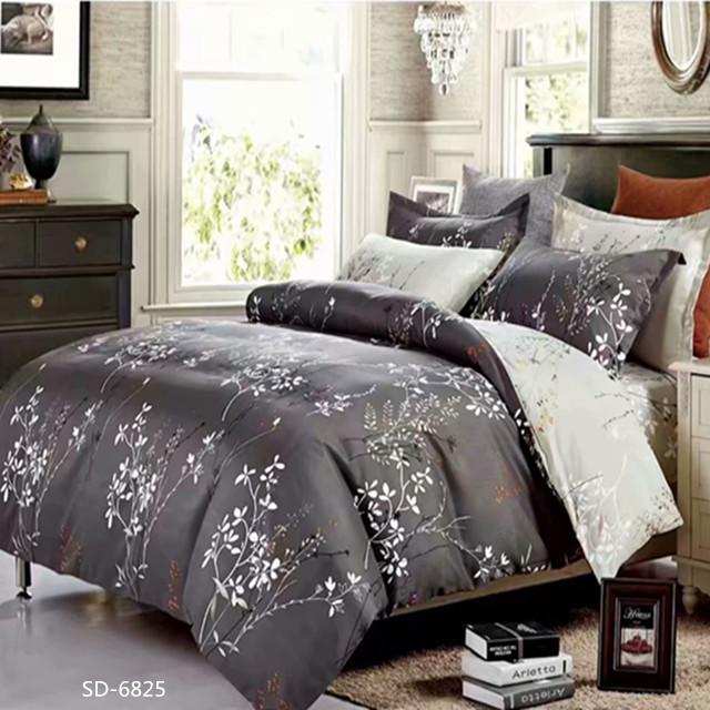 होम टेक्सटाइल लक्जरी बिस्तर देनेवाला सेट, उच्च गुणवत्ता फैलाने प्रिंट बिस्तर शीट microfiber बिस्तर सेट, चीन में किए गए