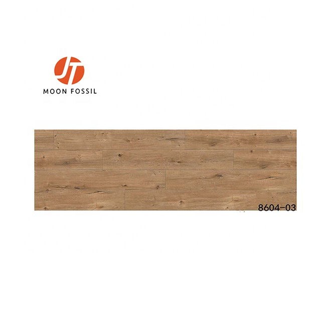 Moon Fossil Original PVC Material Parquet Surface Treatment Plastic <strong>Flooring</strong>