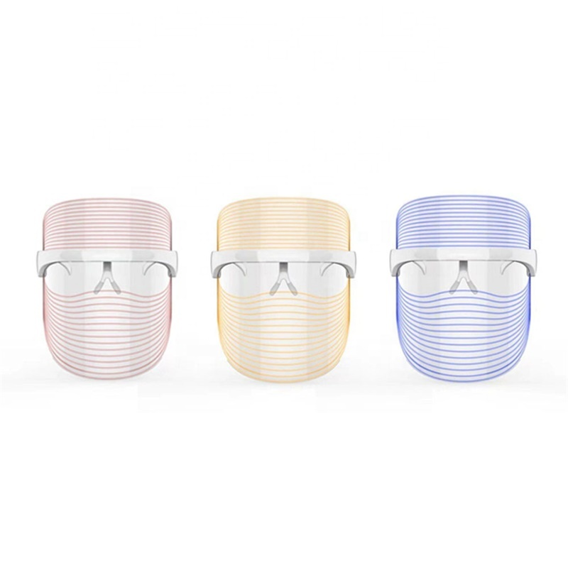 Low Price Wholesale Beauty personal care korea wireless led mask facial colorful light therapy led mask led face mask