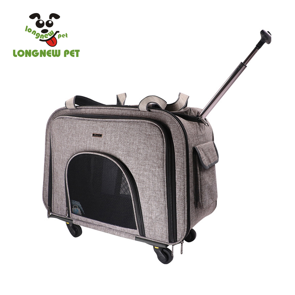 Pet Disegnare Bar di Elemento Portante Del Cane di Viaggio Outdoor Pieghevole Pet Dog Carrier