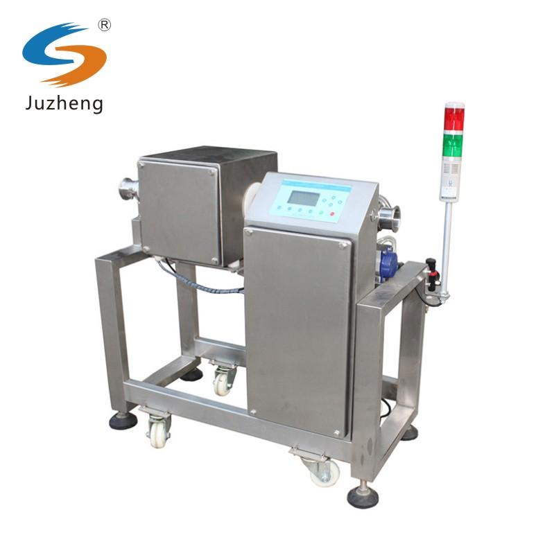 Juzheng 0.2mm דיוק גבוה צינור תרופות Tablet כוח מתכת גלאי מפריד מכונת
