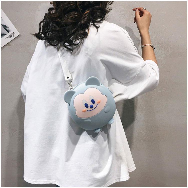 product-mochilas New Backpacks Women Travel Backpack Cute Cartoon Shoulder Bags Girls Waterproof Sil