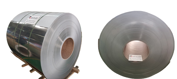 Stainless Steel Coil/Strip 409/410/420/430 Good Price Super Duplex Stainless Steel