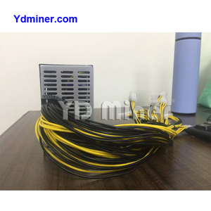 Antpower 2600W Ethereum Bitcoin Miner Monitoring Server Power Supply 12 GP for High Power Consumption Miner