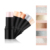 Private Label 5 Color Natrual Cream Face Eye Pen Stick Makeup Foundation Concealer Highlight Contour
