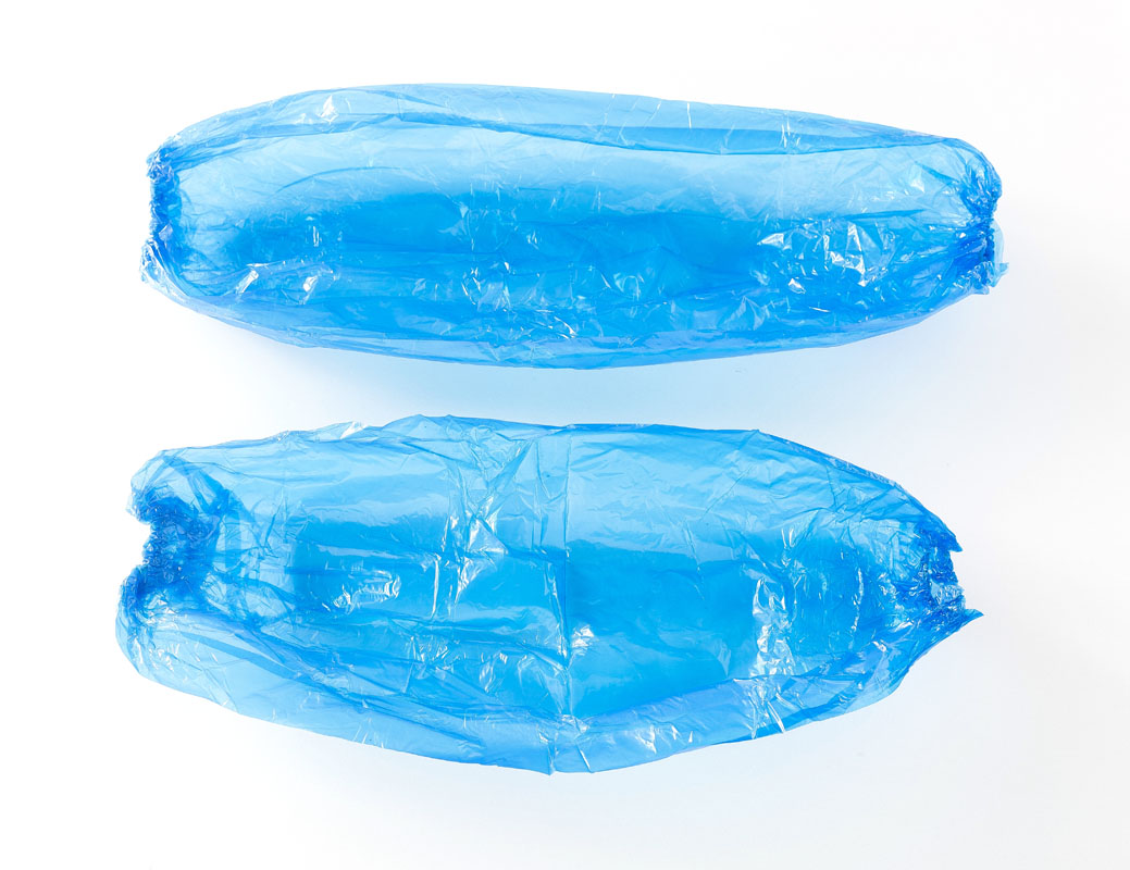 High quality Disposable waterproof plastic sleeve cover