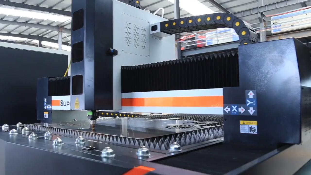 JINAN CX-1530 fiber laser cutting machine laser engraving machine laser cutting machine