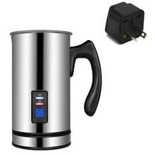 Отпариватель для молока, кофейник Eletrica, отпариватель для кофе эспрессо, капучино, нержавеющая сталь, отпариватель для молока, 3 функции, ...(Китай)