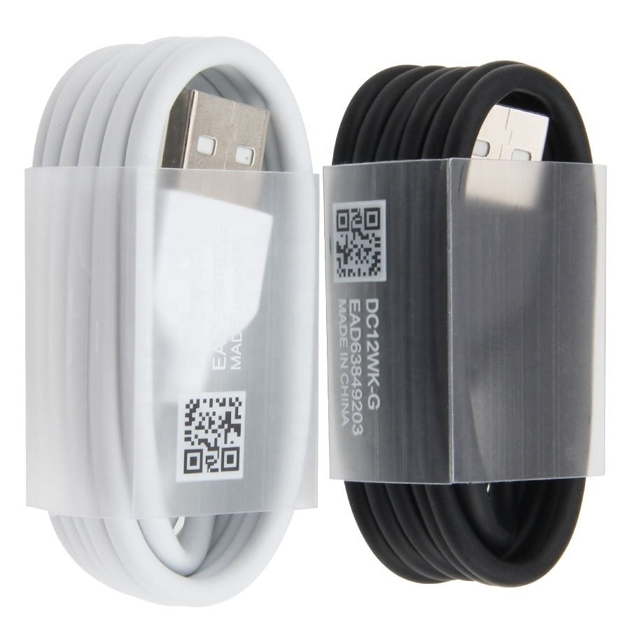 Micro V8 Kabel 1m Voor Samsung S4 S6 HTC LG Android Mobiele Telefoon USB Micro Data Sync Opladen Lader kabels