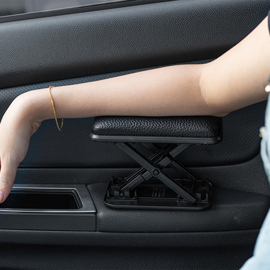 Hot sale creative <strong>car</strong> supplies soft comfortable <strong>car</strong> door side elbow support rest pads adjustable height <strong>car</strong> armrest pad