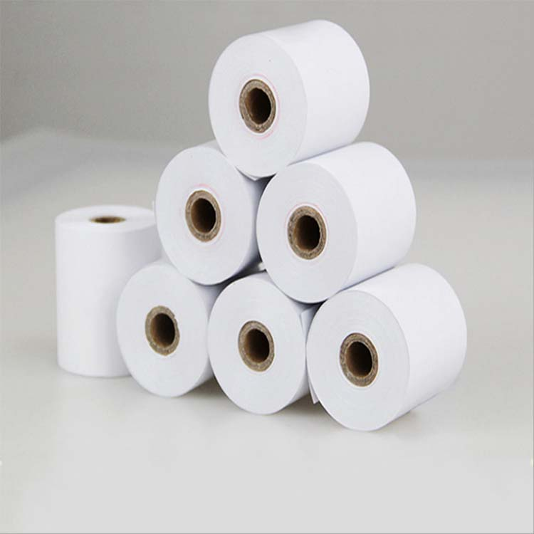 Kaidun 57*40mm high quality thermal paper jumbo roll for ATM/POS