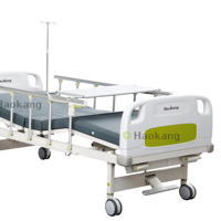 hospital bed manual with mattress